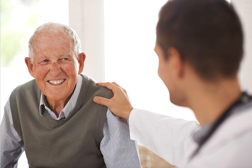 Tratamento da Dependência Química em Pacientes Idosos